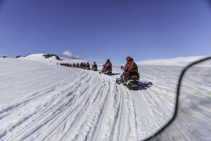 Vatnajokull Glacier, Iceland(Credit: Flickr)