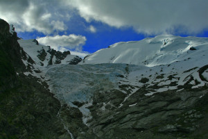 A glacier in southern Chile. Courtesy of Flickr user Piero.