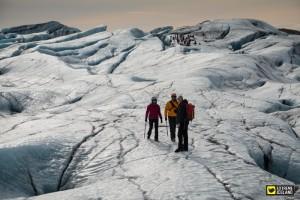 Glacier hike from Skaftafell(Credit: Wikimedia)