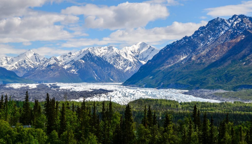 View of the Matanuska Glacier valley (Source: Tish Millard)