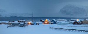 Norwegian Polar Institute at Ny Alesund, Svalbard (source: NPI)