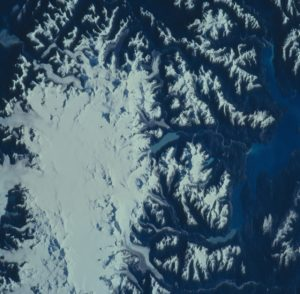 The Northern Patagonian Icefield (source: NASA)