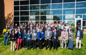 Participants at the Third Pole Environment Workshop, The Ohio State University, May 2016