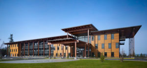 New Tulalip Administration Building