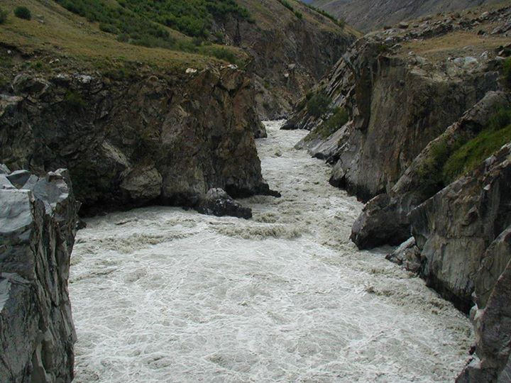 Chitral River, Pakistan