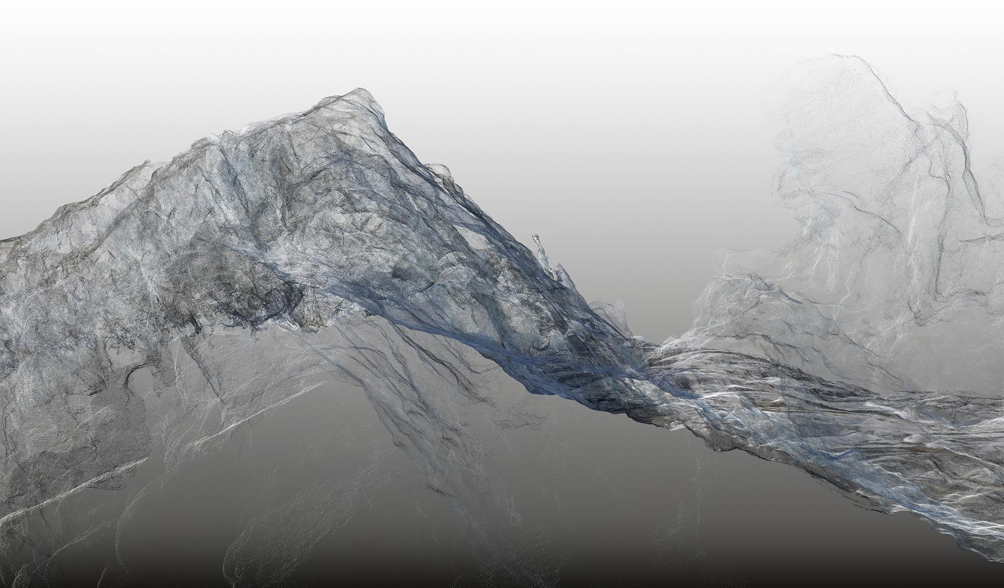 Argentiere Glacier no. 1