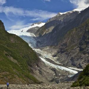 Franz Josef Glacier, New Zealand (Wiki)