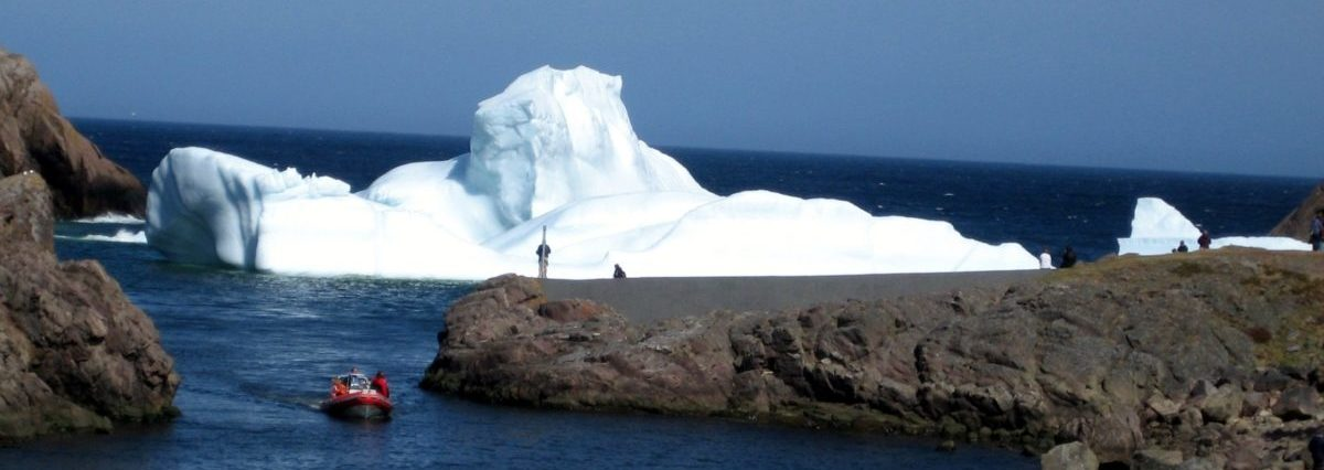 Ice Cold Beer: Icebergs Take New Form at Brewery