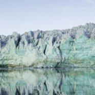 Melting Glaciers Through the Artist's Lens