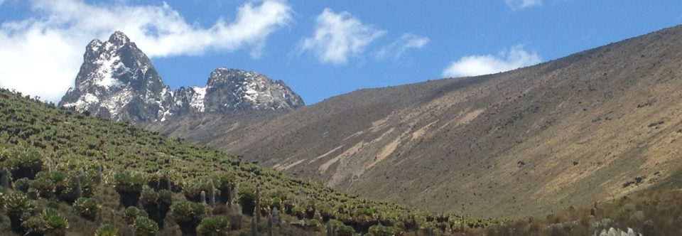 """East African Glaciers at Risk from """"Global Drying"""""""