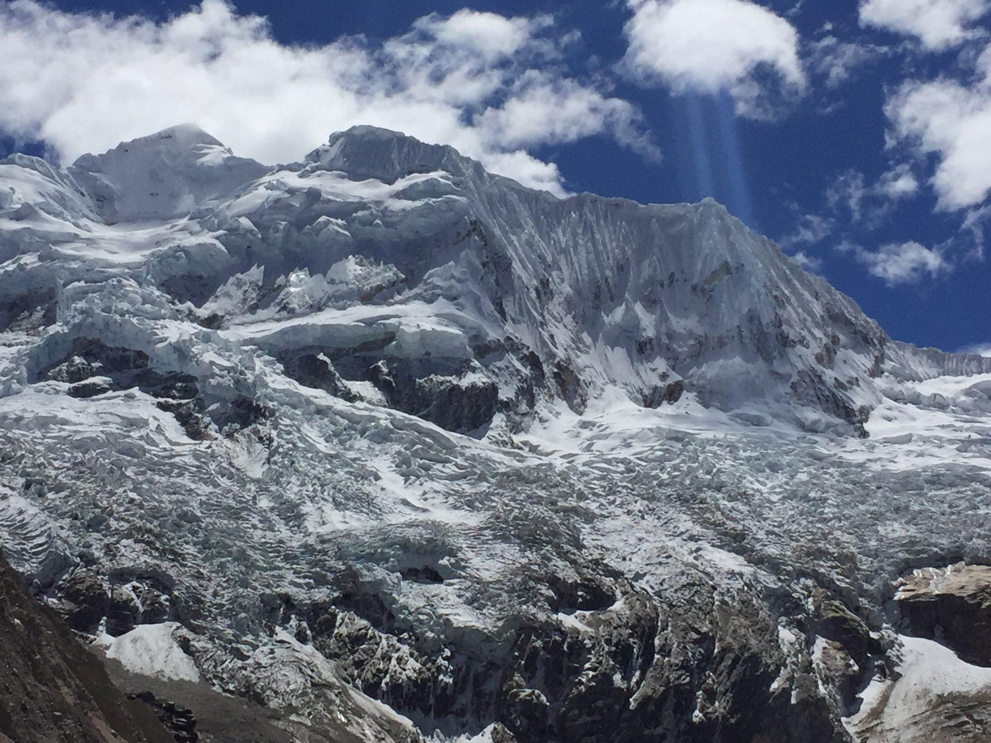 Palcaraju Glacier