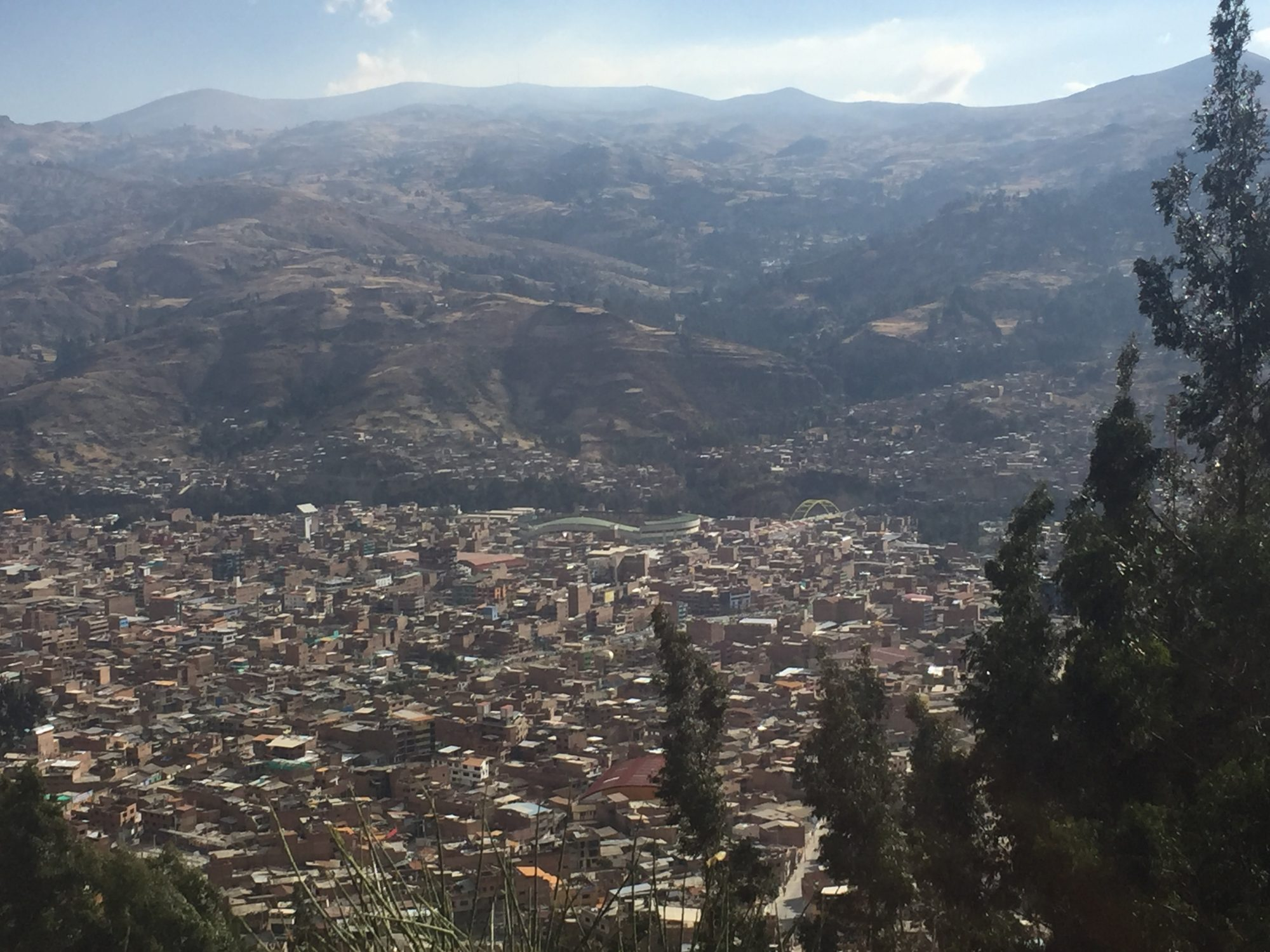 Town of Huaraz