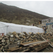 Greenhouses bring hope to vulnerable mountain communities in Nepal