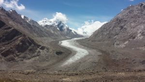 Drang Drung Glacier in Zanskar (source: Josianne Robichaud)