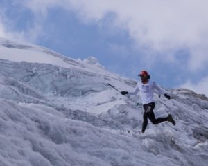 run on glacier