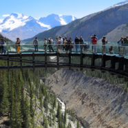 Tensions Flare Over Glacier Skywalk in Jasper National Park