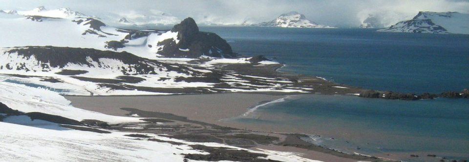 Roundup: Porcupine Glacier, Patterned Ground and Ciliates