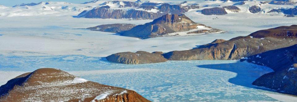 Photo Friday: The Glaciers of Antarctica