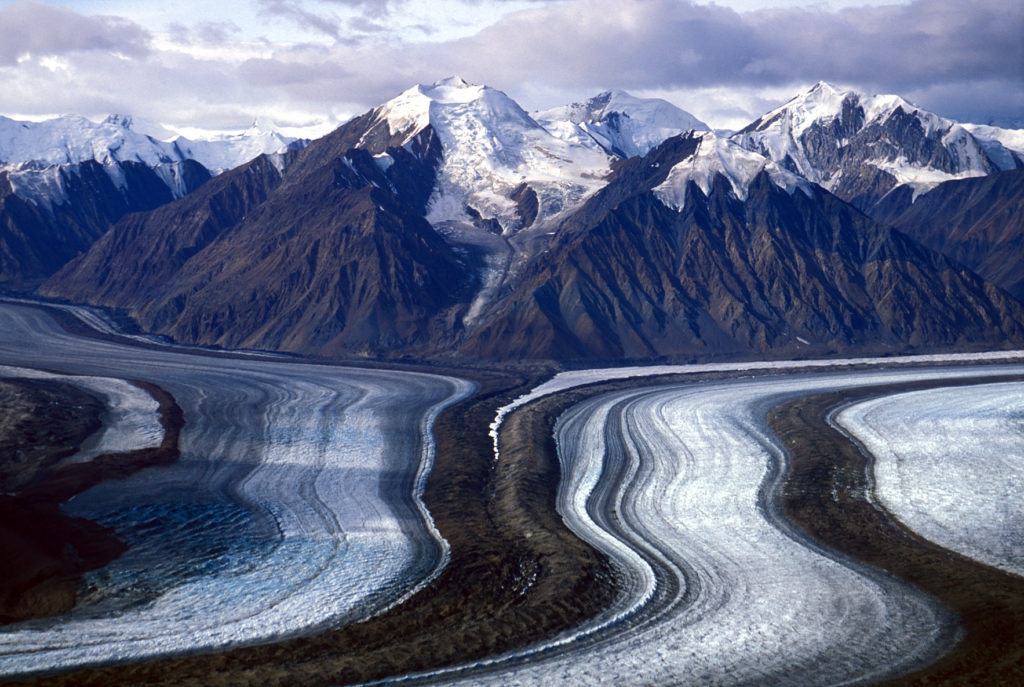 Kluane National Park, Yukon, Canada (Source: Creative Commons, Oltgolpis)