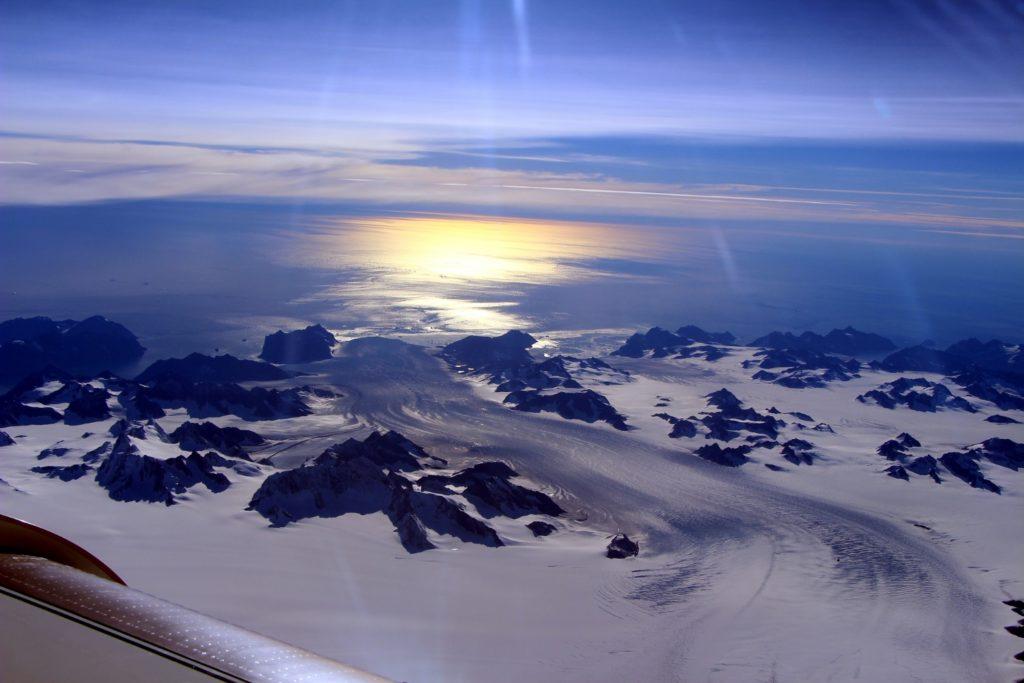 Greenland's Steenstrup Glacier
