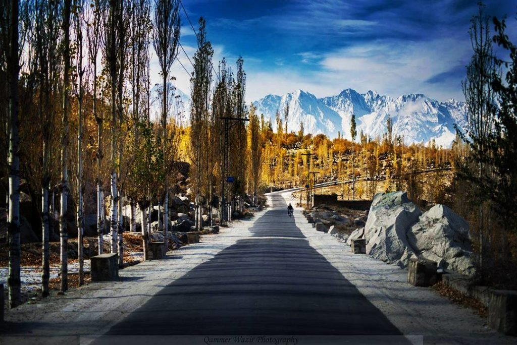 Skardu city, Pakistan (Source: Pamir Times)