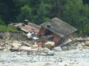 Flash floods in Uttarakhand (Source: European Commission DG ECHO)