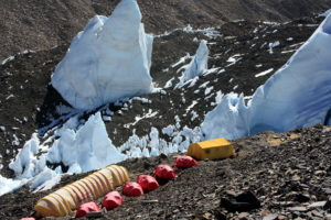 Rongbuk glacier, Tibet (Source: Gaurav Agrawal)
