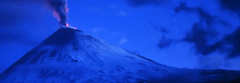 Roundup: Volcanoes, Cryoseismology and Hydropower