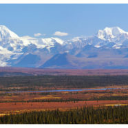 Photo Friday: The Glacial Alaska Range