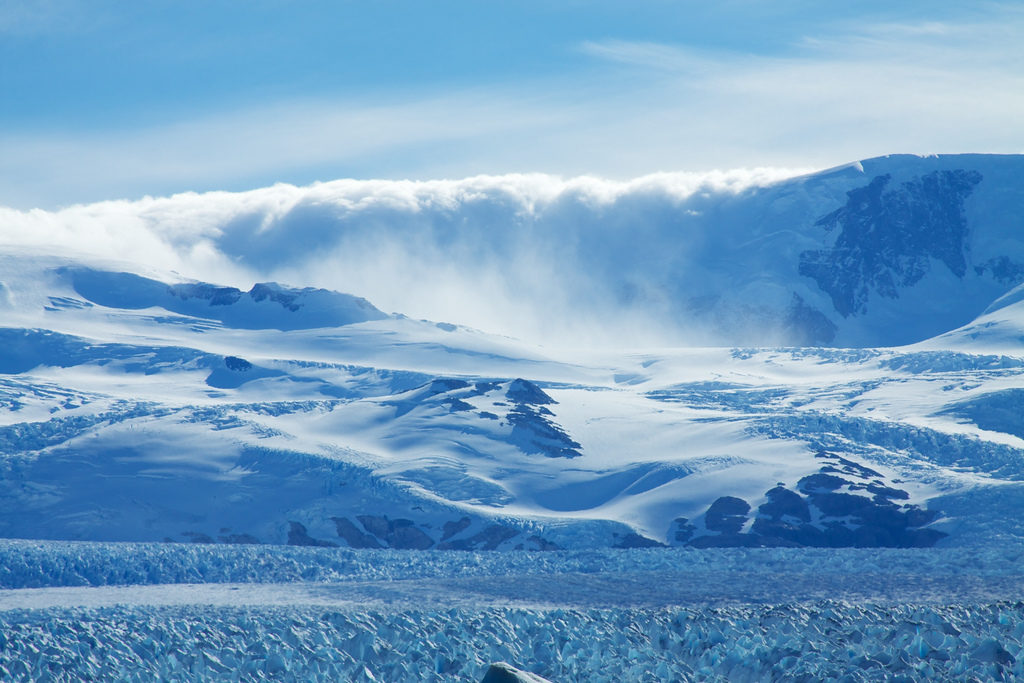 The North Patagonian Icefield (Source: McKay Savage / Creative Commons).