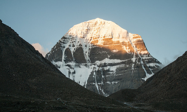 Kailash Mansarovar (Source: Praveena Sridhar/Creative Commons).