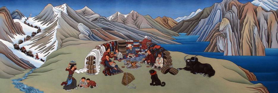 Caravan Campsite )source: Drokpa)