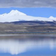 Seasonal Lake Changes on the Tibetan Plateau