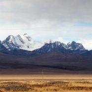 Malia Obama Visits Andean Glaciers