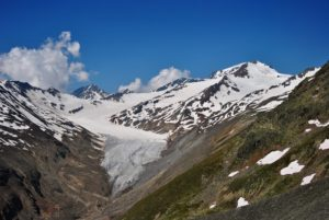 Hintereisferner was one of the 37 glaciers included in the study (Source: Creative Commons)