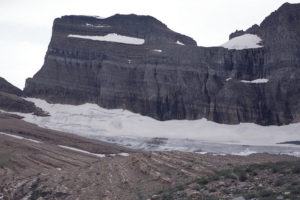 Grinnel Glacier in Glacier National Park (Source: Nathan Young/Flickr).