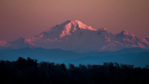 Mount Baker in Washington state (Source: Jerry Meaden/Creative Commons).