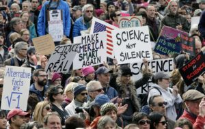 Science rally in Boston, Feb. 19 (source: GenXMedia/Twitter)