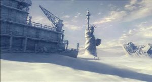 "Stills for the movie ""The Day after Tomorrow"" (source: Day After Tomorrow Images)."
