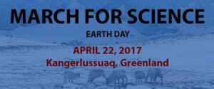 Poster for satellite march, Greenland (source: IceSheetMike/Twitter)