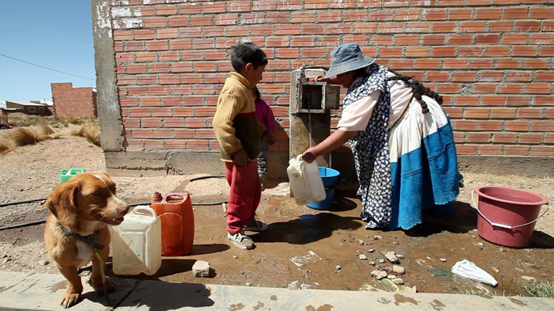 World Bank Study Proposes Solutions To Bolivia S Water