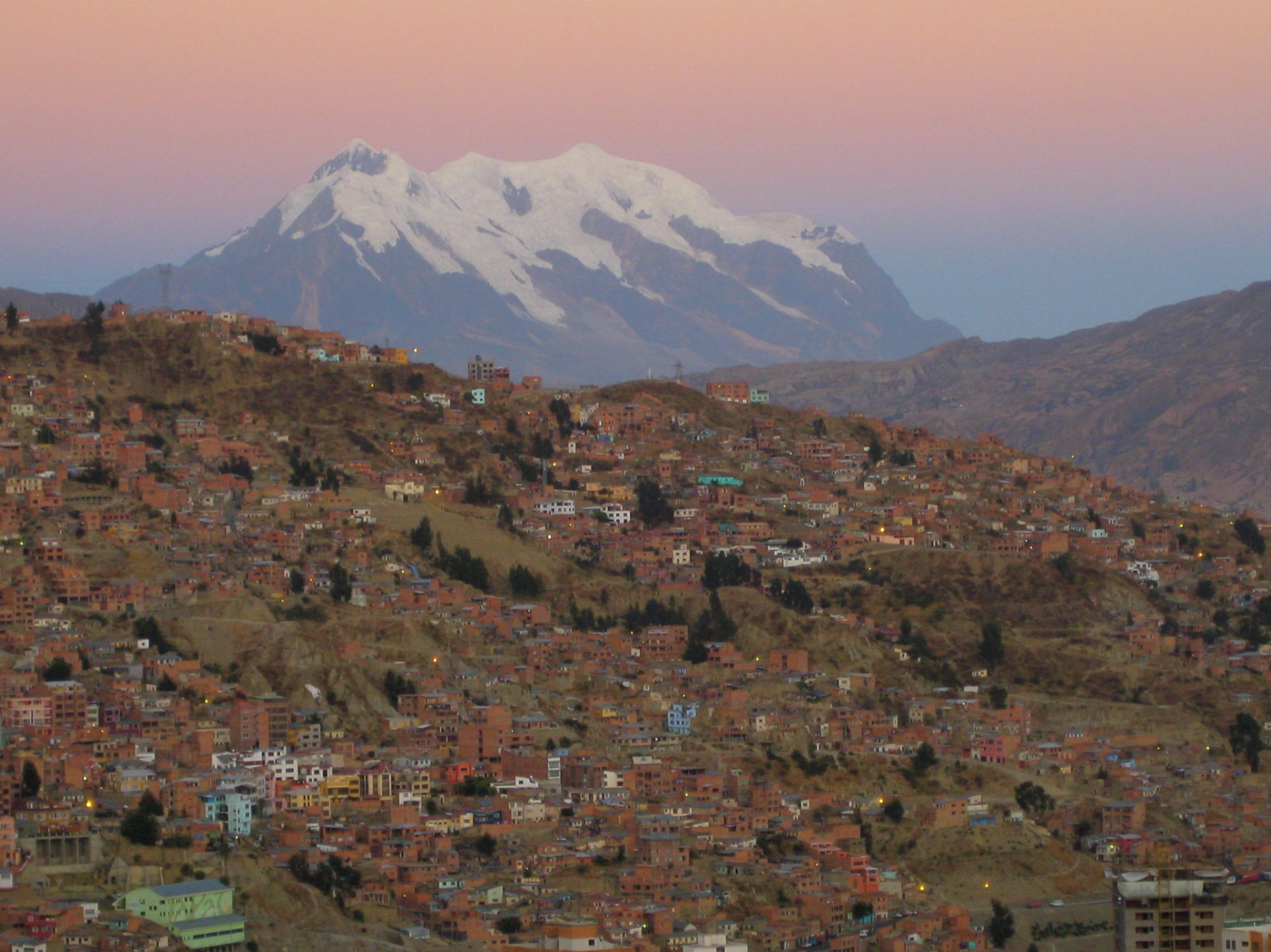 Climate Economy Family Migration In The Bolivian Andes Glacierhub