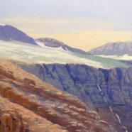 Historic Glacier National Park Murals Restored