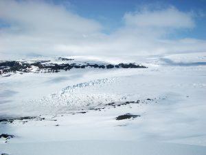 Photo of Mýrdalsjökull glacier
