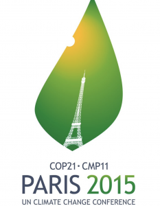 Photo of the Cop 21 logo
