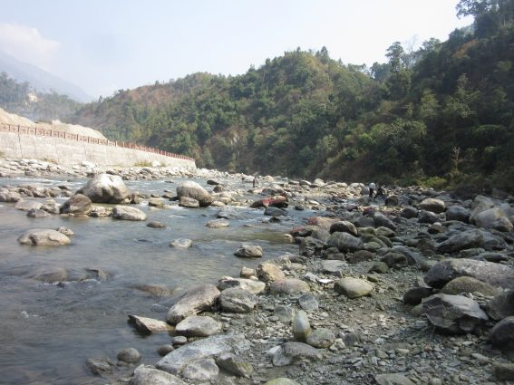 Teesta a mighty trans-Himalayan river flowing through India and Bangladesh (Image: Source)