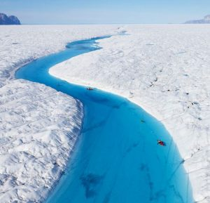 Blue River, Greenland
