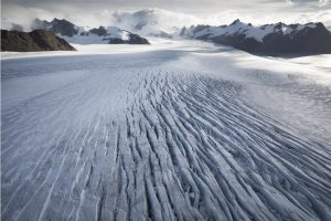 Photo of South Georgia glacier
