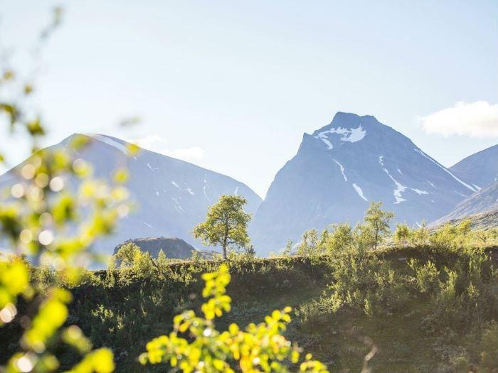 Kebnekaise Mountains on GlacierHub