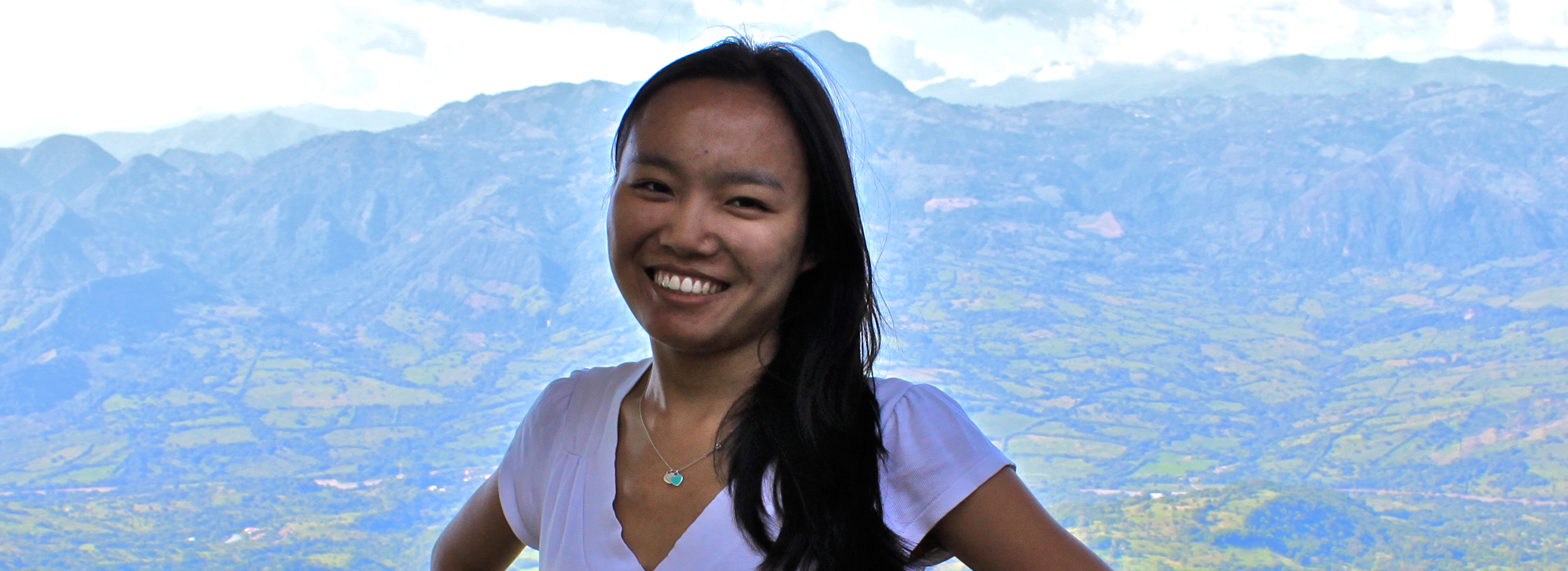 Tsechu Dolma, winnter of Brower Youth Award, in Nepal
